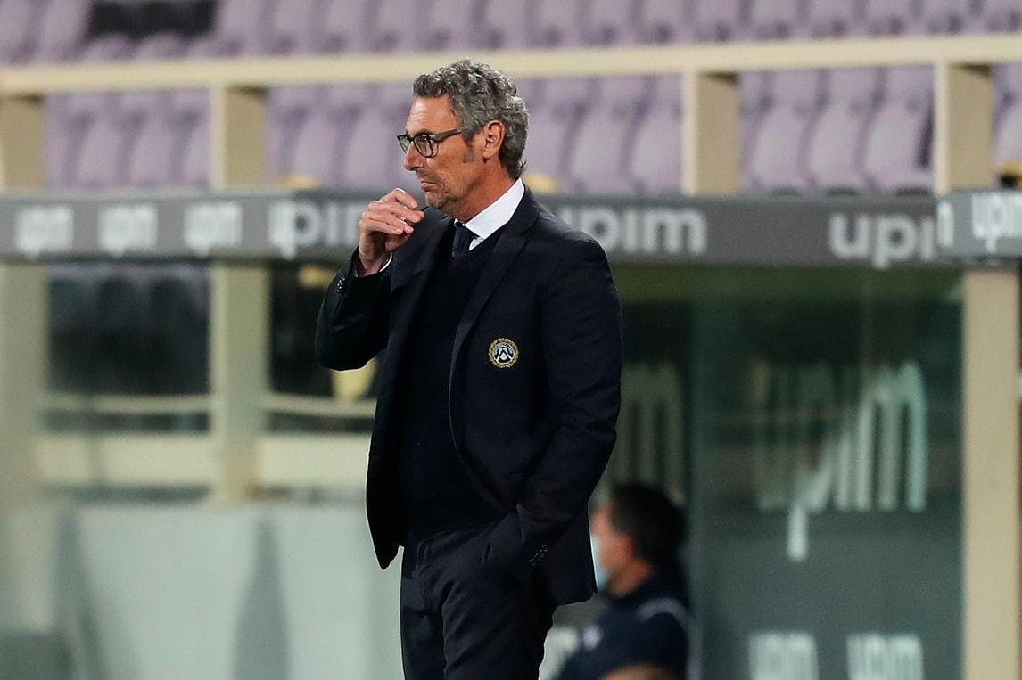 """Udinese, Gotti: """"Tre tiri e tre gol, troppe disattenzioni in difesa"""""""