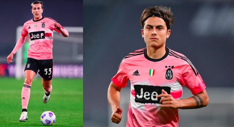 Juve in rosa con il Verona: maglia disegnata da Pharrell Williams