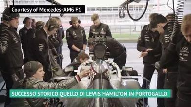 Hamilton supera Schumi, 92 vittorie in F1: i numeri