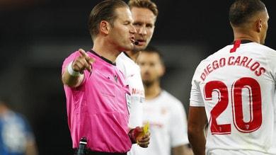 Champions: l'olandese Makkelie dirigerà Juve-Barcellona