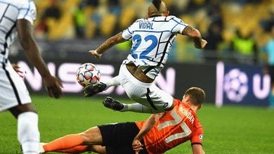 Shakhtar Donetsk-Inter 0-0, il tabellino