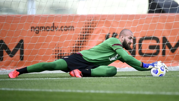 Toro: in porta c'è Milinkovic Savic, il gigante che sogna il gol