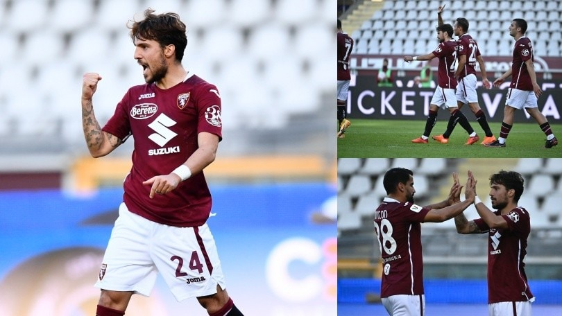 Coppa Italia, Torino-Lecce: la decide Verdi ai supplementari