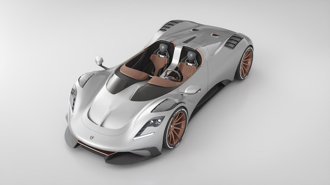 Ares S1 Project Spyder: foto