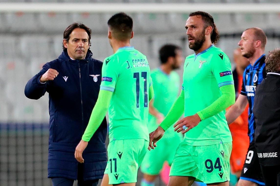 """Inzaghi: """"Lazio, che grande prestazione! Patric stava male"""""""
