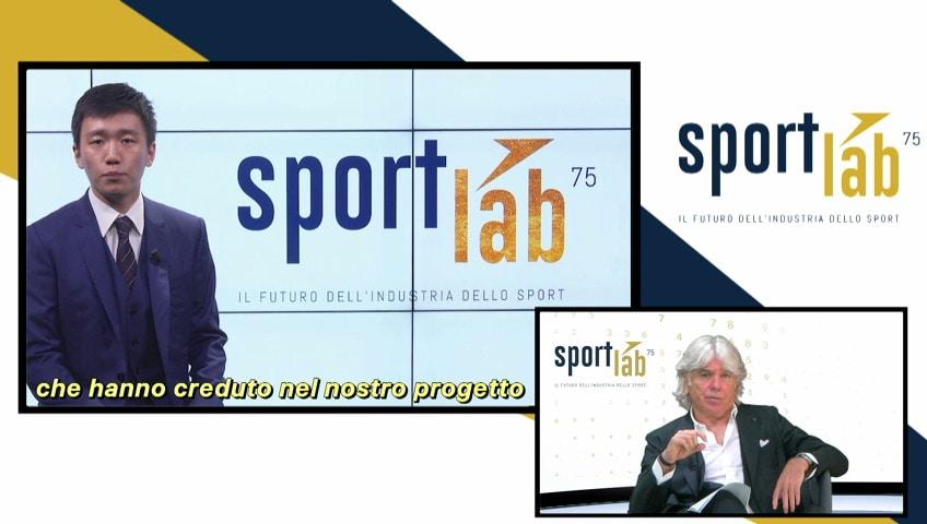 SportLab, intervista a Steven Zhang