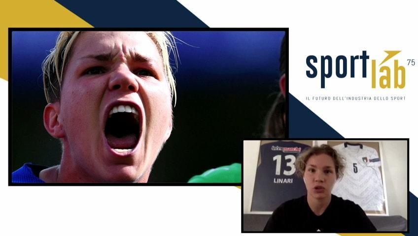 SportLab, intervista a Elena Linari