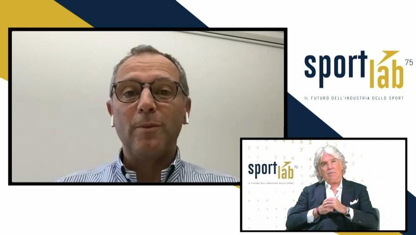 SportLab, intervista a Stefano Domenicali
