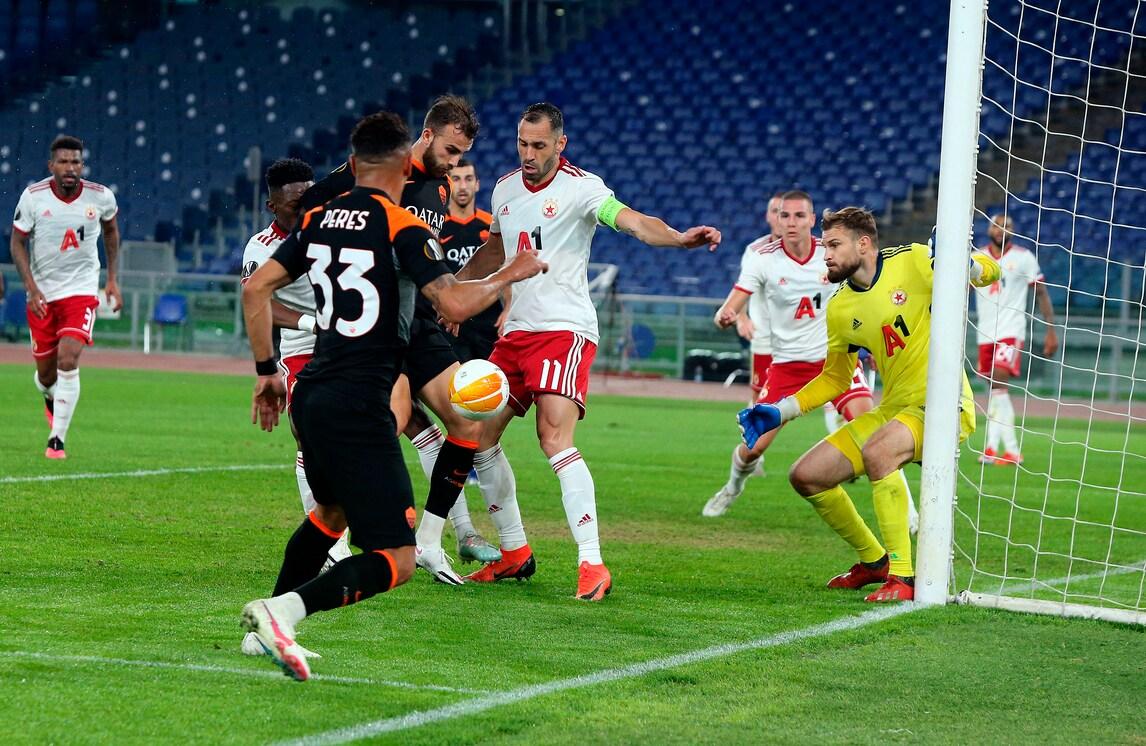 Il Cska Sofia ferma la Roma: 0-0 all'Olimpico