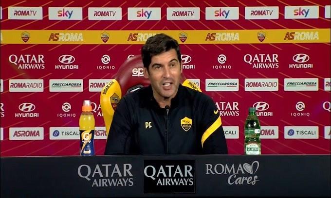 """Fonseca: """"Smalling? Valutiamo domani la condizione"""""""