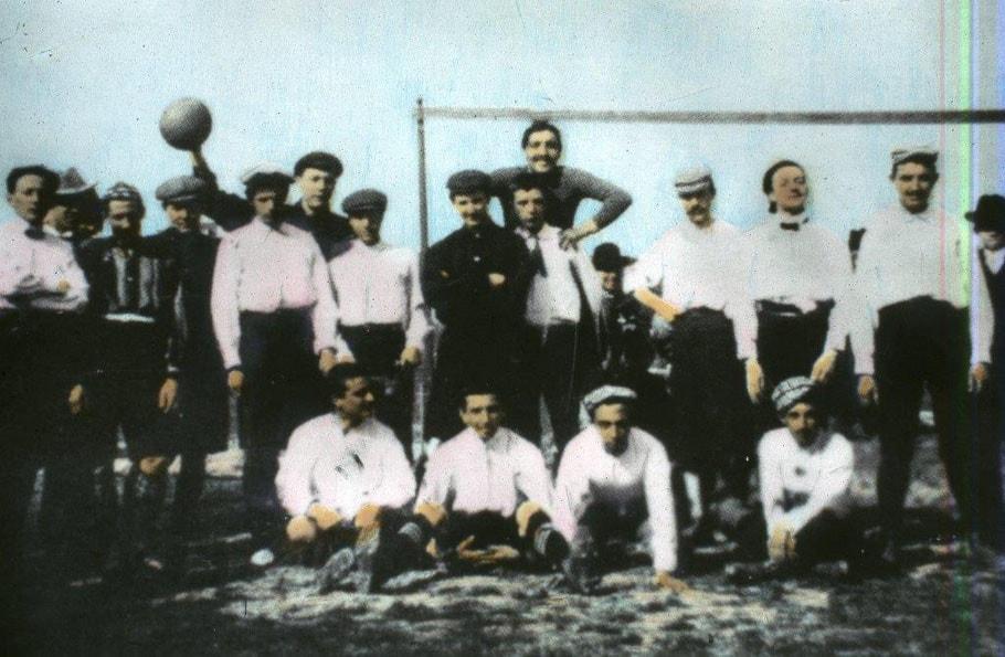 Juventus, la fondazione del primo novembre 1897