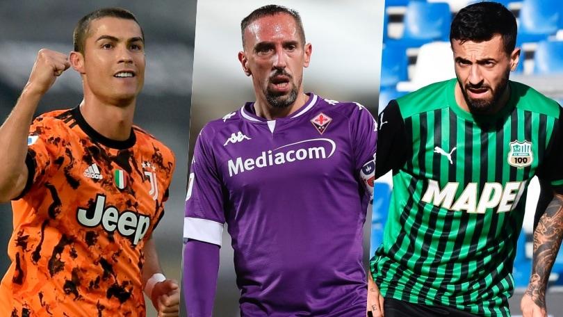 Maglie Serie A, le cifre delle sponsorizzazioni dei 20 club: Juve al top