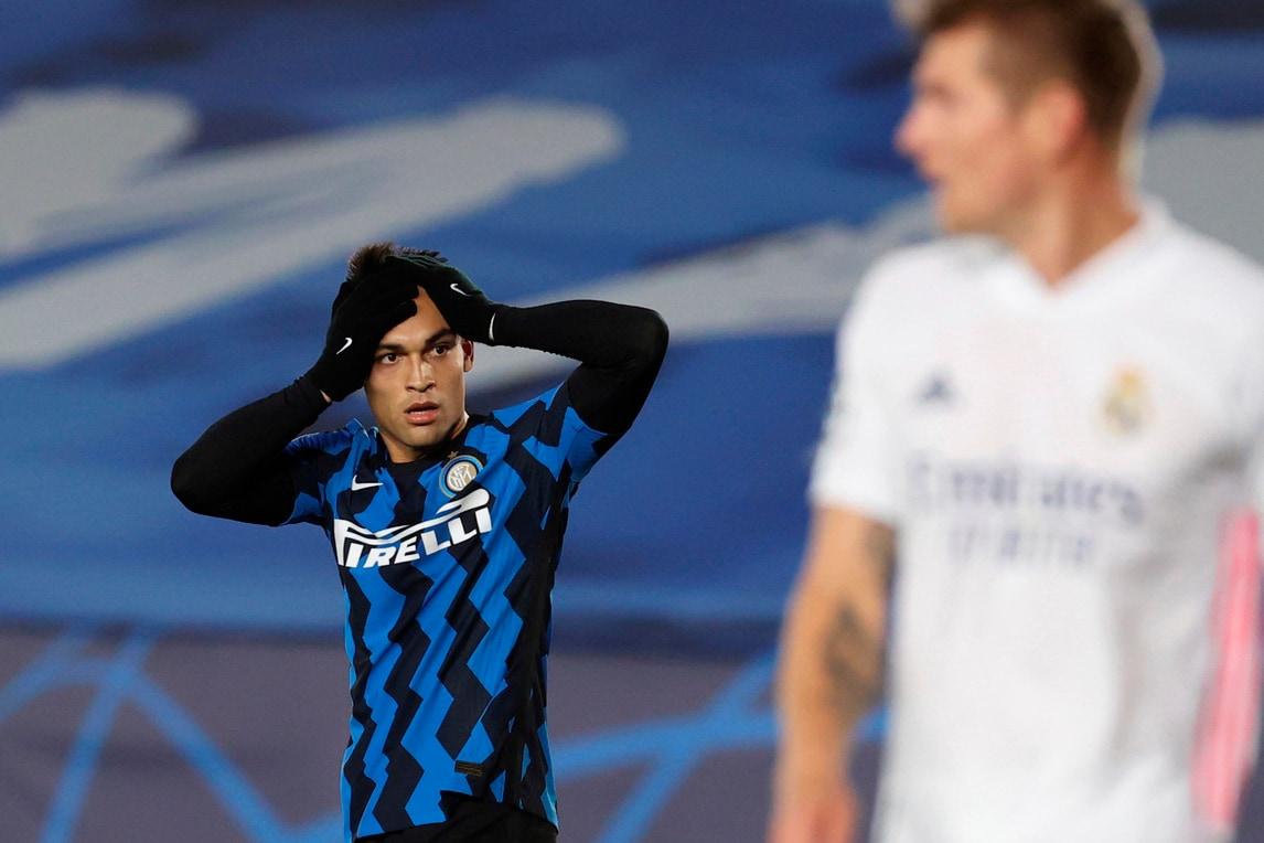 Zidane batte Conte: Inter ultima nel girone