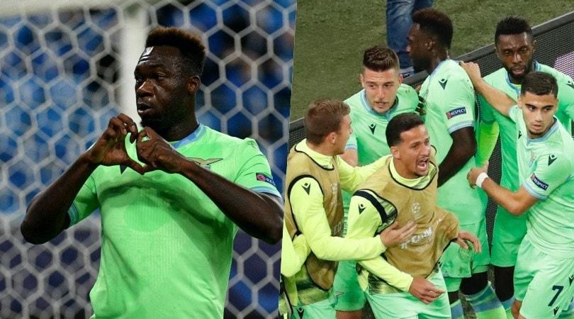 Lazio, pareggio 1-1 con lo Zenit: Caicedo ancora in gol!