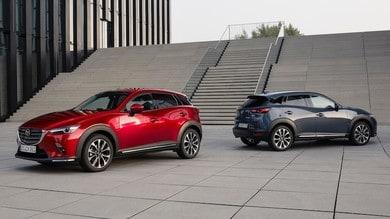 Mazda CX-3, tutto quello che c'è da sapere sul restyling 2021