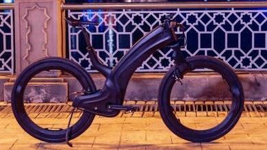 Reevo Hubless, e-bike senza raggi e con antifurto