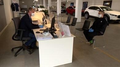 Mazda, tutto operativo: concessionarie e officine sono aperte