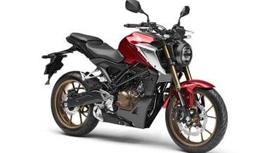 Honda CB125R 2021: la moto per iniziare