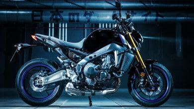Yamaha MT-09 SP 2021: nuda e aggressiva