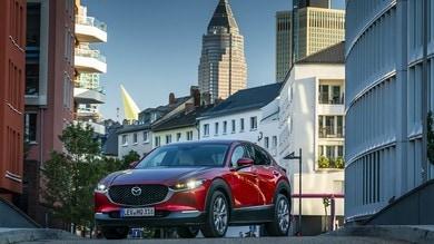 Mazda, obiettivi di vendite europee in linea con i programmi