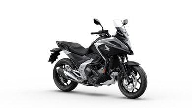 Honda NC750X, la versione 2021 è ancora più versatile