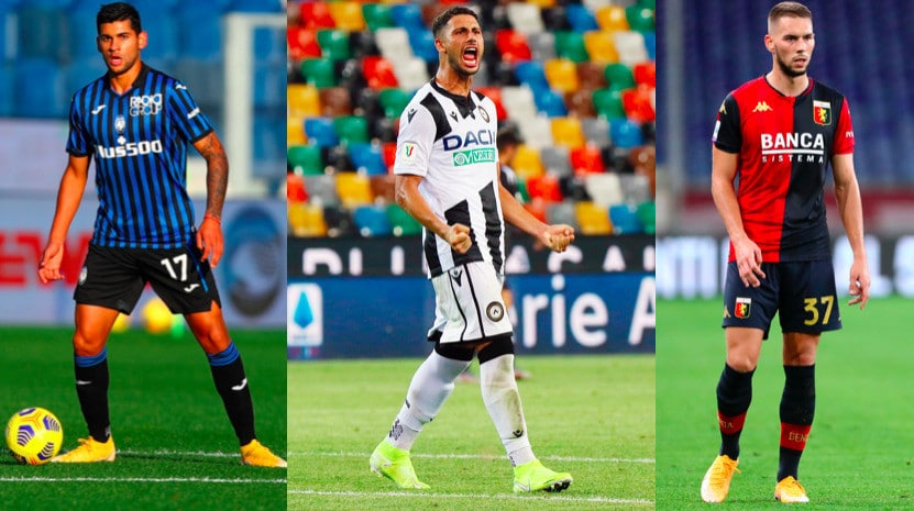 Juve, la formazione dei giocatori in prestito