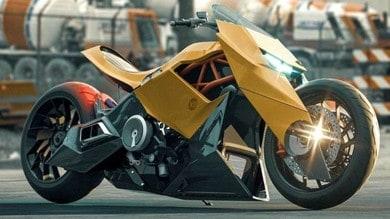 Mangusta, la due ruote dallo stile Lamborghini disegnata da Al Yasid