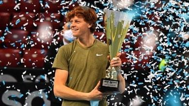Ranking ATP: Sinner si prende il 37° posto, Berrettini il primo degli italiani