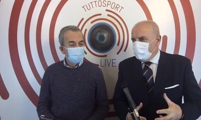 Casa Tuttosport. Moratti riaccende il duello Juve-Inter, che si sfidano anche per Calhanoglu: Milan furibondo con il turco.