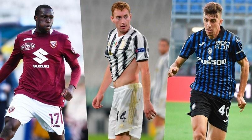 La classifica degli Under 20 più impiegati in Serie A
