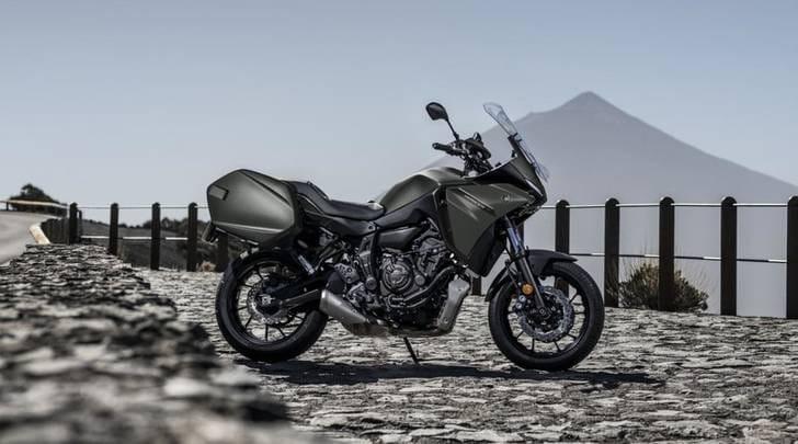 Yamaha Tracer 7 GT, versatile e pronta a tutto