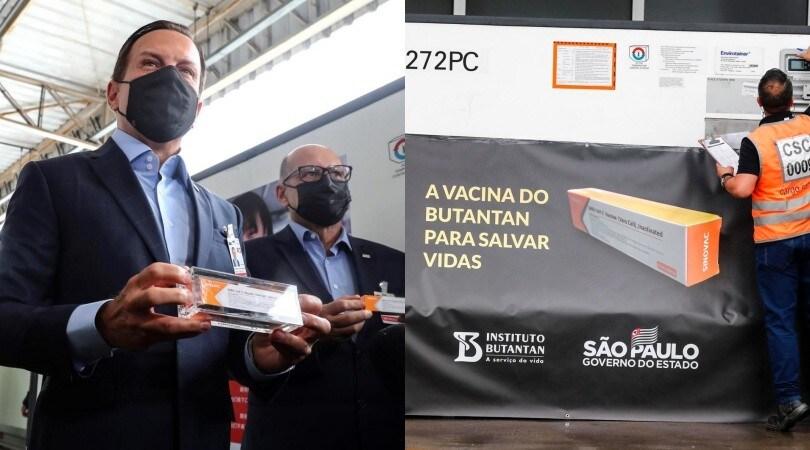 CoronaVac, il vaccino per il Coronavirus arriva in Brasile