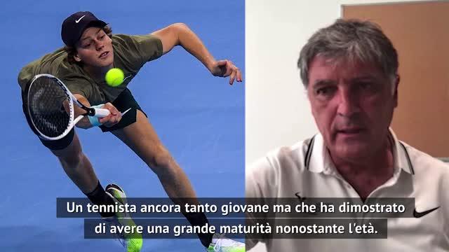 "Toni Nadal sicuro: ""Sinner, futuro da nr.1"""