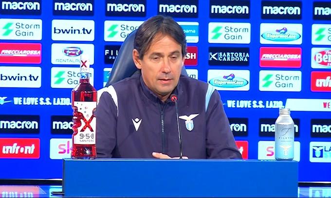 """Inzaghi: """"Immobile è in discrete condizioni"""""""