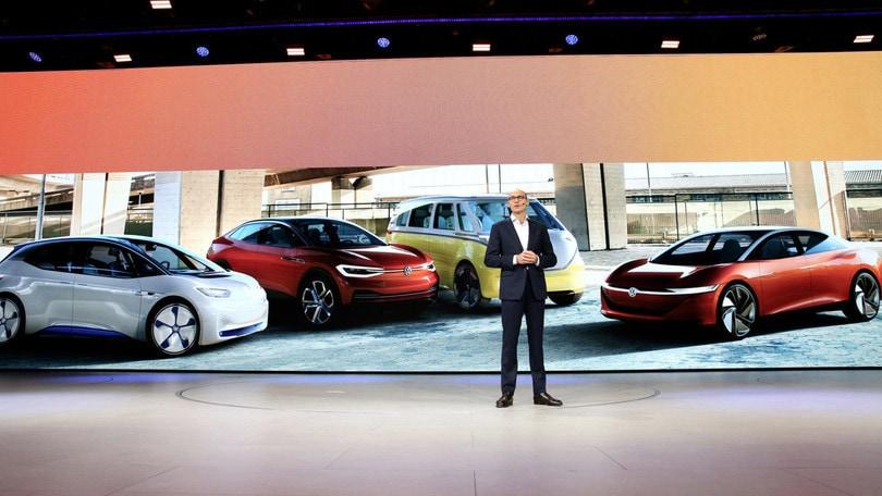 Volkswagen Aero, il futuro a zero emissioni arriva nel 2023