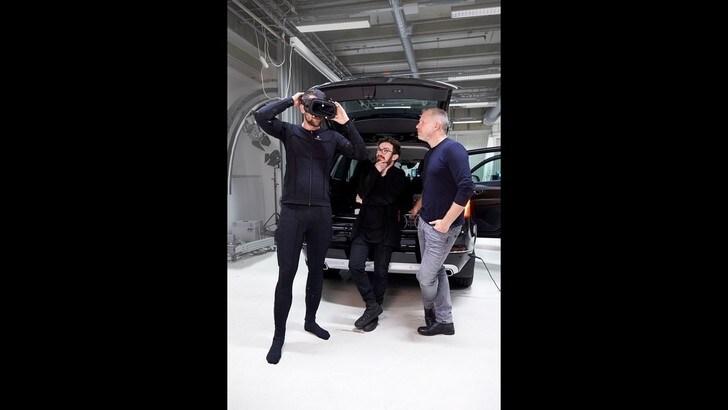 Volvo: ecco il simulatore di guida che copia dai videogiochi e migliora la realtà