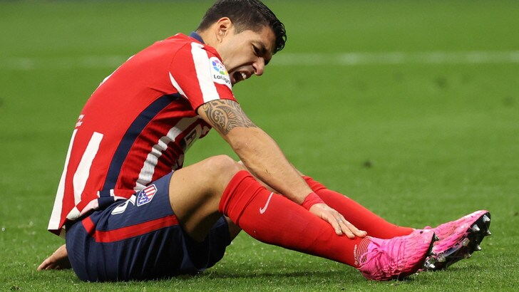 Atletico Madrid, Suarez trascorrerà lì l'isolamento a casa