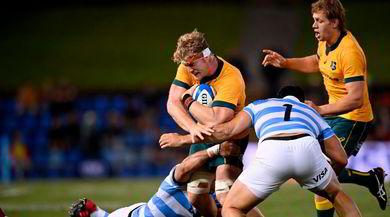 Rugby, l'Argentina sorprende ancora: pareggio con l'Australia