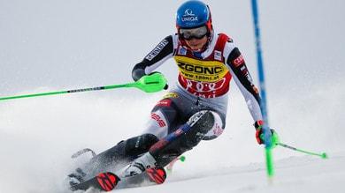 Coppa del Mondo, Vlhova trionfa nello slalom. Shiffrin seconda