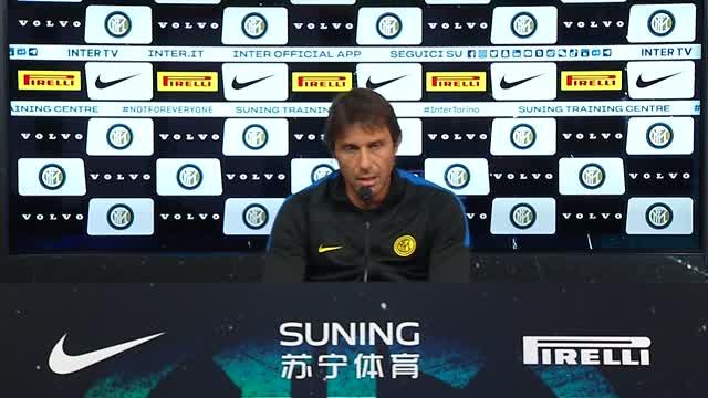 """Inter, Conte: """"Noi più competitivi della Juve? Sarebbe un miracolo"""""""