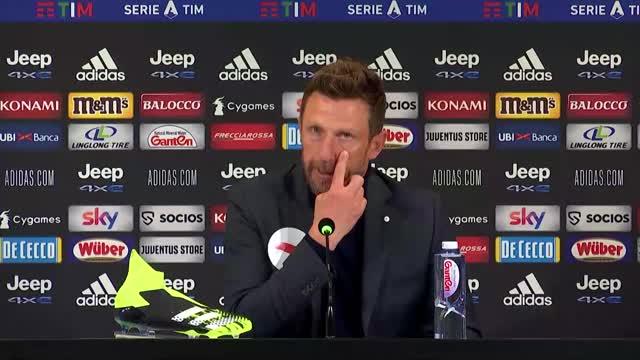 """Di Francesco: """"La Juve è stata superiore"""""""