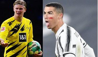Cristiano Ronaldo-Haaland, la voce del padrone. «Juve, avanti così». «4 gol? Potevo farne di più»