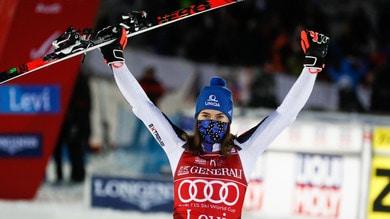 Coppa del Mondo, Vlhova vince anche il secondo slalom