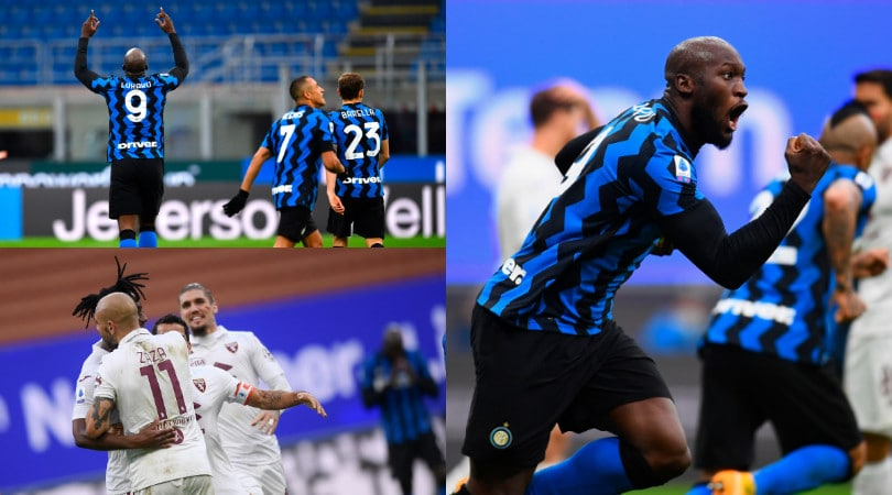 Lukaku trascina l'Inter di Conte! Rimonta clamorosa contro il Torino