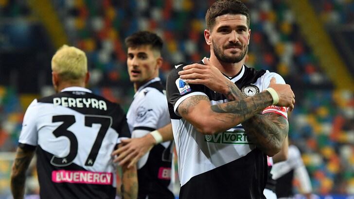 Udinese-Genoa 1-0, Gotti affonda Maran