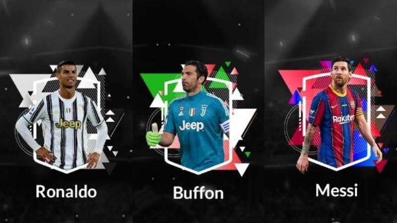 Globe Soccer Awards, giocatori del secolo: tra Ronaldo e Messi quanta Juve!