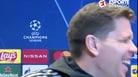 Cristiano Ronaldo, Szczesny e la gag da Champions