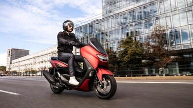 Yamaha, i nuovi scooter semplificano la mobilità cittadina
