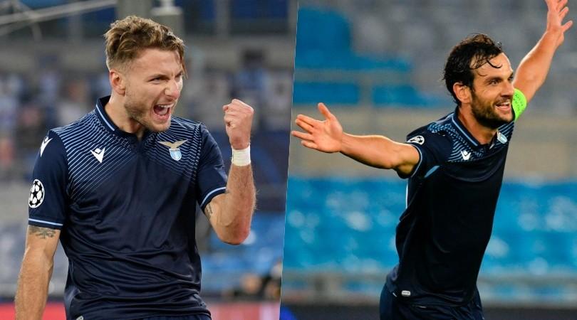 Lazio super con Immobile e Parolo: Zenit battuto 3-1
