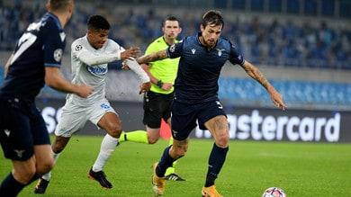 Lazio-Zenit 3-1, il tabellino